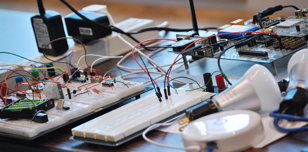 Project circuitboards in testing